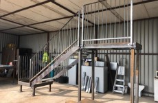 Did you know that BMS Steels don't just do steel beams?